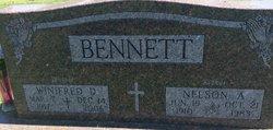 Winifred Dell <I>Boutwell</I> Bennett