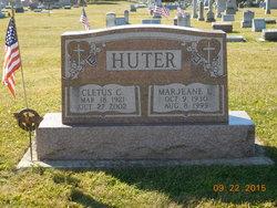 Cletus Charles Huter