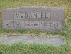 Laura Allen <I>Maupin</I> McDaniel