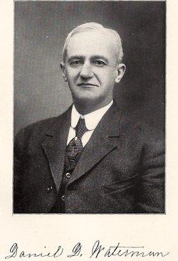 Daniel Dyer Waterman