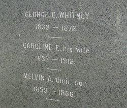George Oliver Whitney