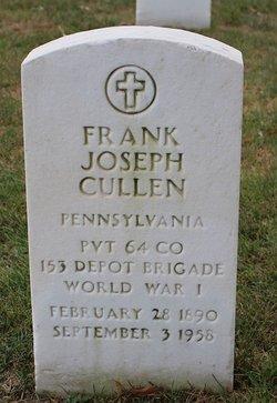 Frank Joseph Cullen