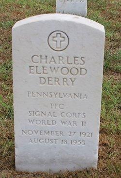 Charles Elewood Derry