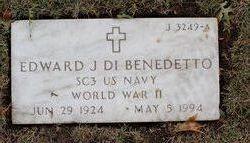 Edward J Di Benedetto