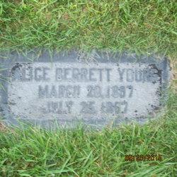 Alice Victoria <I>Berrett</I> Young