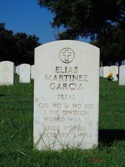 Elias Martinez Garcia