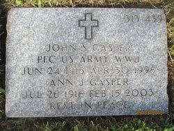 John S Gasper