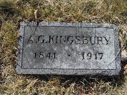 A G Kingsbury