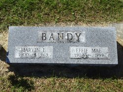 Marvin Lou Bandy