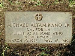 SSGT Michael Altamirano, Jr