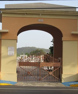 Cementerio Municipal de Juana Diaz