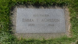 Emma T. Acheson