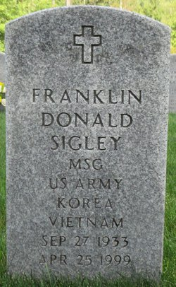 Franklin Donald Sigley