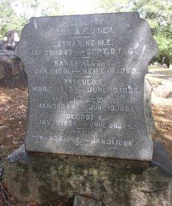 Catherine M. E. O'Rear