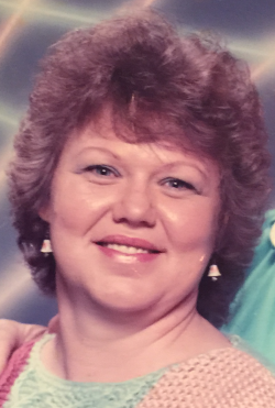 Peggy Lou <I>Rexroat</I> Holt