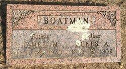 Agnes Boatman