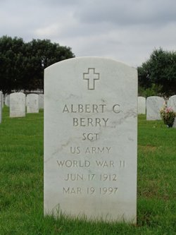 Albert C Berry