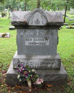 Benjamin Barnett