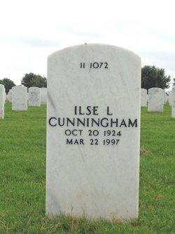 Ilse L Cunningham