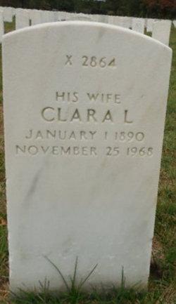 Clara L Curtis
