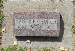 Nancy B Church