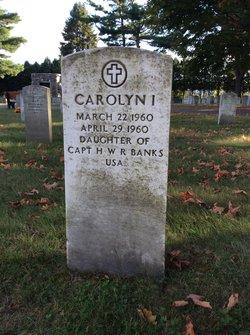 Carolyn I Banks