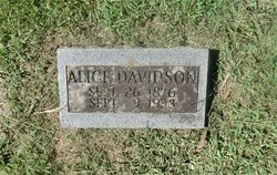 Alice Davidson