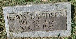 Lewis Davidson