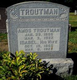 Isabel <I>Blubaugh</I> Troutman