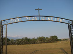 Fort Peck Cemetery