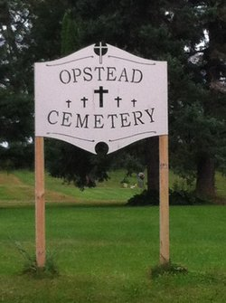 Opstead Baptist Cemetery