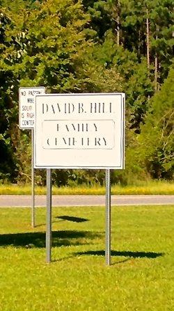 David B. Hill Family Cemetery