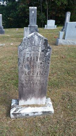 John A. F Chadwell
