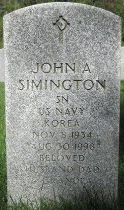 John Adam Simington