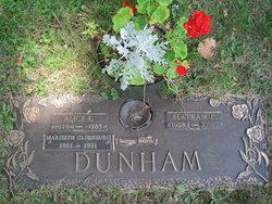 Alice E. Dunham