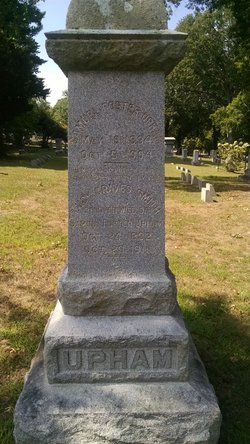 Rev Samuel Foster Upham