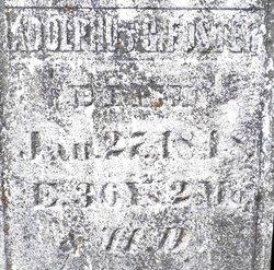 """Adolphus Green """"Adolph"""" Foster"""