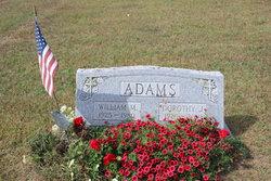 SGT William Morris Adams