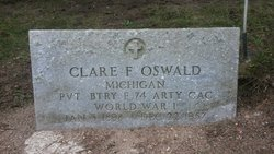 Clare F. Oswald
