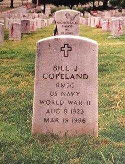 Bill J Copeland