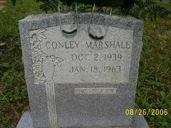 Conley Marshall
