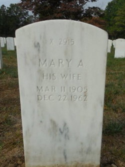 Mary A Curran