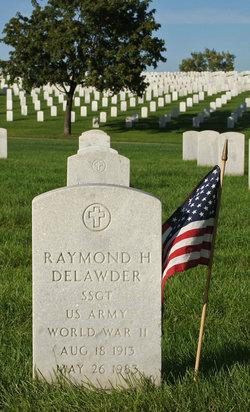 Raymond H Delawder