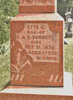 Etta S Bennett