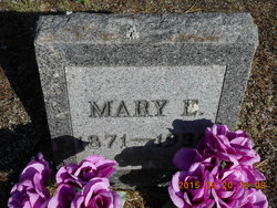 Mary Emma <I>Toms</I> Hawke