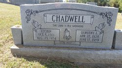Dorothy <I>Lanham</I> Chadwell