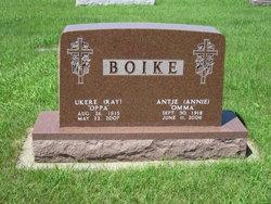 "Ukere ""Ray"" Boike"