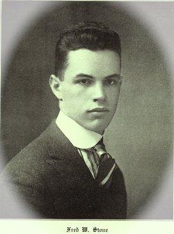 Fred W Stone