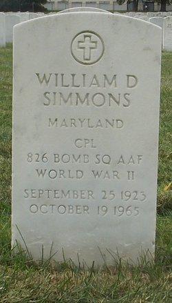 William Deward Simmons