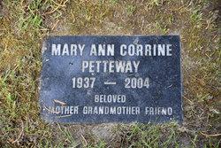 Mary Ann Corrine <I>Mankell</I> Petteway